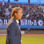 Branislav Krunić je trener mjeseca novembra