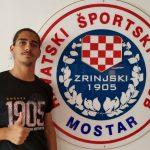 Mladi defanzivac zvanično u Zrinjskom